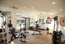 News home gym ideas