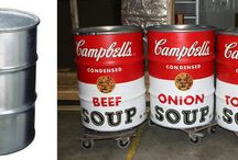 Sudy Campbell´s soup.