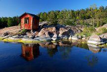 Sweden & Scandinavian Archipelago / ´¯`·.¸¸.·´¯`·.¸¸.·´¯`·.¸¸.·´¯`·.¸  ><((((º>