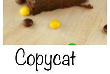 Brownies copycat
