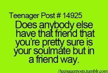 Friendship. / by Ashtin Smith