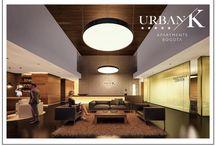 URBAN K / Este proyecto de vivienda se posiciona como una nueva oportunidad de inversión de gran rentabilidad y valorización debido a su novedoso formato de áreas pequeñas en un edificio que presta todas las comodidades y beneficios de un hotel.