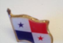 Mi orgullo panama / Bandera de mi linda tierra Panama / by Isabel Warner