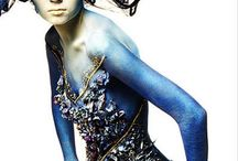 Body painting inspirations