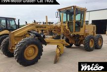 CAT 140G 72V17293 / Low-Hours Cat 140G 72V17293 Motor Grader for Sale. Visit Mico Equipment for Used & New Cat Heavy Motor Grader at Competitive Prices, Backed By Professional Support and Services.