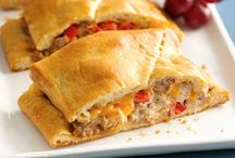 pilsbury crescent, phyllo and puff pastry recipes