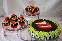 Ghostbusters Birthday Party  / Birthday Party ideas for a Ghostbuster themed birthday party with food, recipes, decoration, and party favor ideas.  Perfect for a tween party, teen birthday party, or boy themed birthday party! / by Laurie Turk TipJunkie.com