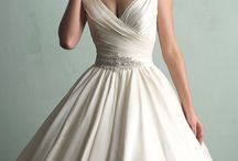 wedding gowns - guilty pleasure.