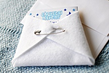 Baby Shower Dream Board / A collection of fun baby shower ideas - and a special focus on natural parenting ideas like cloth diapering and babywearing.