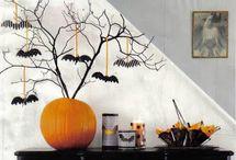 Halloween / Halloween decorating, Autumn