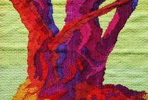 My woven art