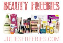Beauty Freebies / Free Beauty Product Samples / by Julie's Freebies