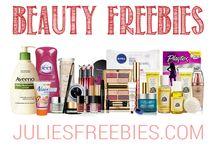 Beauty Freebies / Free Beauty Product Samples