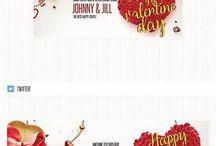 Valetine Banner Packs