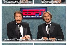 Saturday Night Live / by Morgan Wright