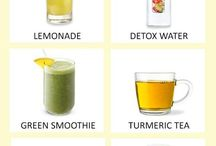 Smothies and detox
