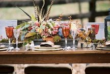 A SoPro Thanksgiving / 'Tis the season to untie your tie and break out your elastic band pants - It's turkey time and SoPro has you covered from table settings to our favorite recipes