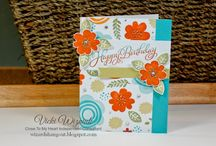 Nov 14 Its the little things SOTM / CTMH stamp of the month use ideas