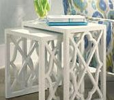 Accent Tables / by FRONTGATE