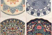 Chinese trad patterns