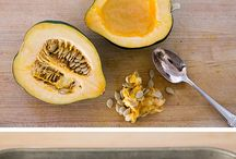 Winter's squash / Recipes for squash