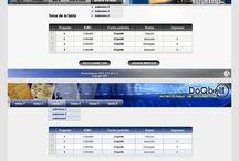 Seti / Intranet  UPC y DoQbolt Diseño y armado en HTML de intranets Desarrollado para: SETI