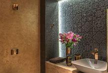 Arq - Lavabo/banheiro