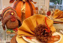 HOLIDAYS : Thanksgiving