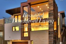 Beautiful Beachfront Living / South Bay Digs - 2.12.16 - A Hermosa Beach home with breathtaking ocean vistas and light, open spaces make for the ultimate beachside living experience