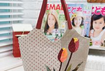 patchwork-quilting bags  (tutorial-design)