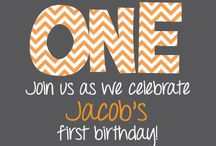 Rebecca's 1st Birthday