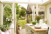 Greenhouse, Serre Solari, Glass Extensions / #greenhouse #serresolari #glassextensions