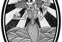 mermaid tatts