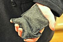 Old sweaters / by Angie Schwab Bradbury