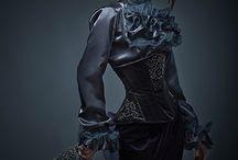 Neo Victorian fashion