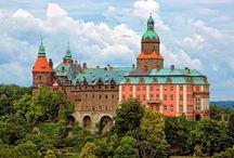 Pałace i zamki w Polsce