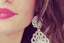 i sogni son desideri / creazioni artigianali bijoux crochet