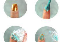 nail stamping ideas
