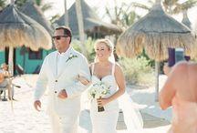 WEDDINGS / What weddings look like in our properties <3