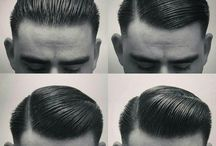 Oldschool haircuts