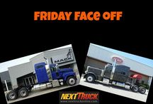 Friday Face Off