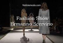 Ermanno Scervino / Ermanno Scervino collezione e catalogo primavera estate e autunno inverno abiti abbigliamento accessori scarpe borse sfilata donna.