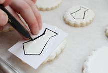 Cookie Ideas / by Emily Coiro