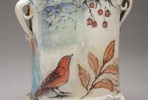 cerámica, porcelana el ect