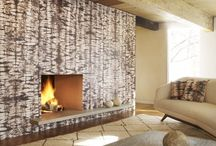 Material Girl / Tiles, wallcoverings, fabrics, and natural materials