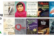 Staff #FridayReads / Our weekly book recommendations that we share on Twitter. This is the archive starting April 11, 2014.  / by Parkland Regional Library