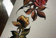 róże kwiaty