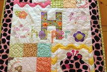 Baby Quilts / by AZ June