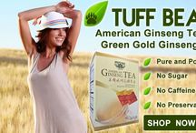 American Ginseng Products / Products that TUFF BEAR likes and sells online.