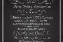 First Communion / by Rosa Stellato